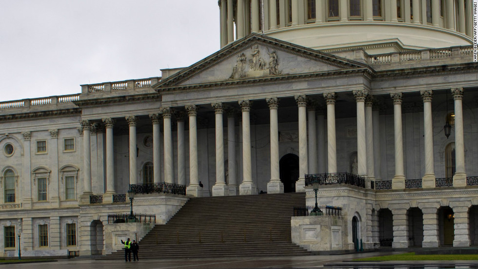 Capitol Hill Intern Arrested for Bringing Gun to House Office Building