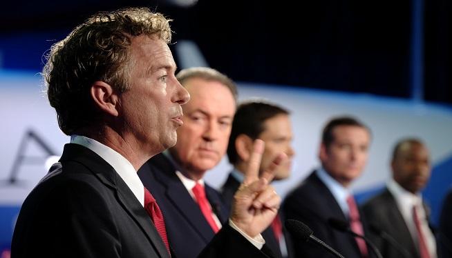 CNN Republican Presidential Debate