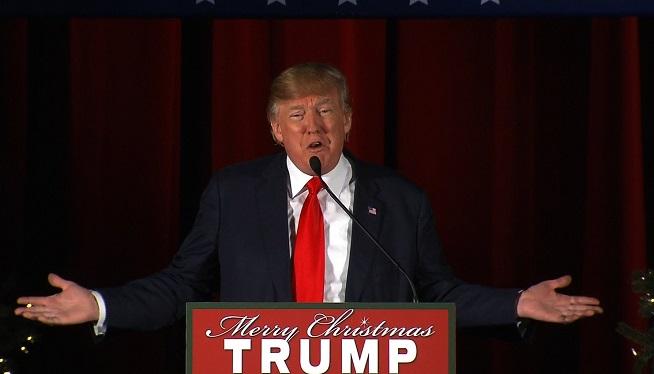 Donald Trump Rally in Cedar Rapids, IA