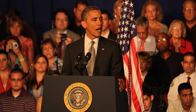 President Obama speaks in Florida