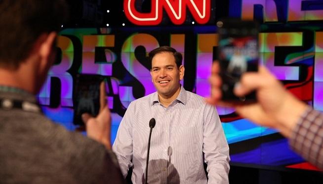 CNN GOP Debate Las Vegas