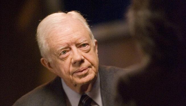 Jimmy Carter 2007