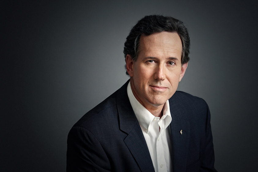LISTEN: Rubio Supporter SEN. RICK SANTORUM: Still A Long Way To The Convention