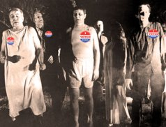 LISTEN: HANS VON SPAKOVSKY Explains California's Zombie Voter Fraud Problem