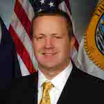 2012 Official Portrait Chairman Stewart