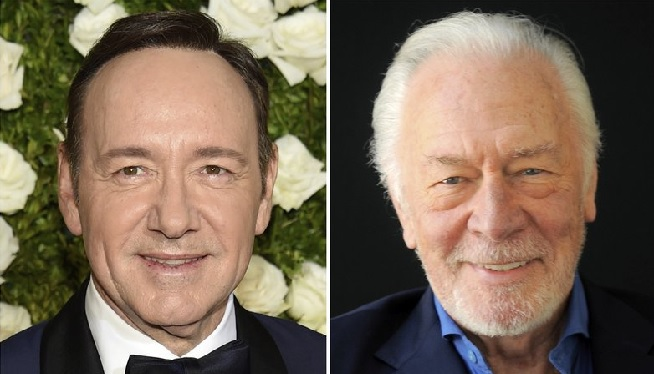 Plummer To Replace Spacey In New Film That's Already Been Shot