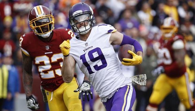 Vikes Redskins AP