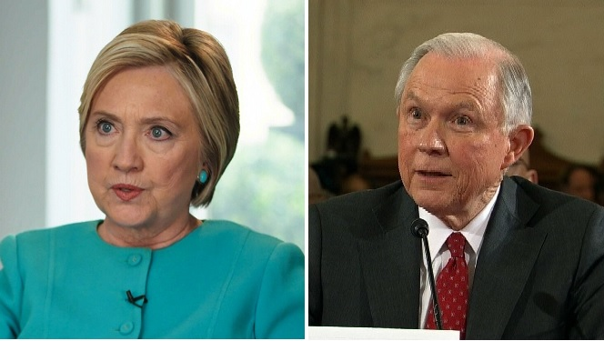 Sessions Considering Special Counsel To Probe Clinton Foundation