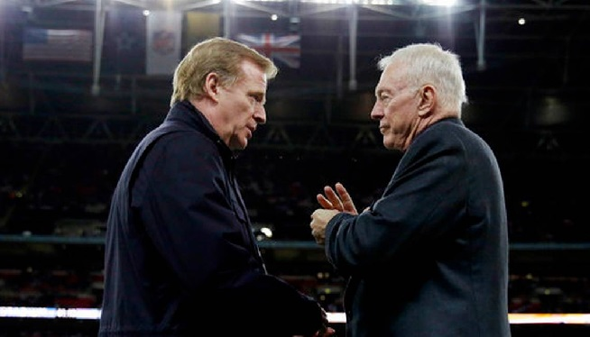 NFL Owners Group To Jerry Jones: You're 'Damaging The League'