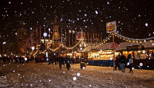 German Intel Officials Foil Possible Christmas Market Terror Plot