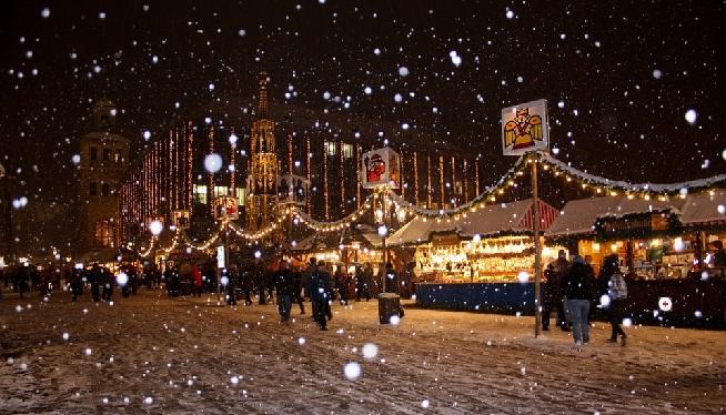 German Intel Officials Foil Possible Christmas Market Terror Plot