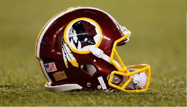 Redskins 2 - AP