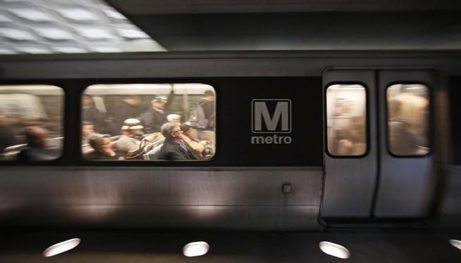 Longer wait times for Metrorail riders will continue through Halloween