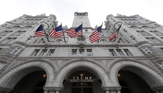 Appeals Court Rehears Arguments In Trump Hotel Lawsuit