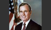 George H. W. Bush dead at 94