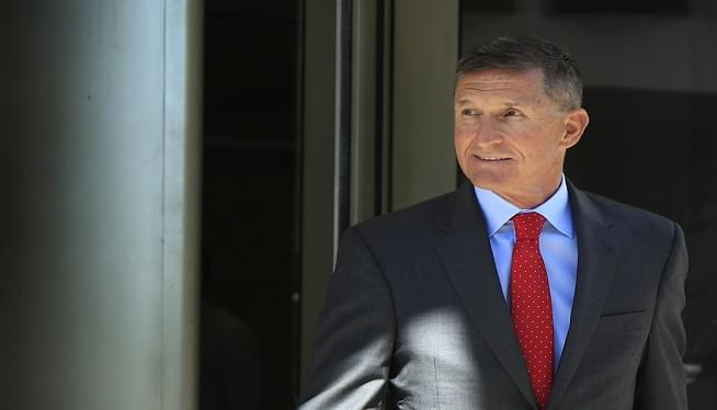Lawyer For Flynn Says She Updated Trump On Status Of Case