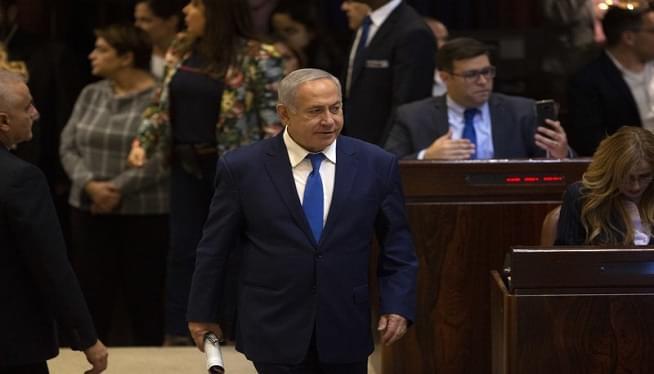 Israeli AG formally charges Prime Minister Benjamin Netanyahu