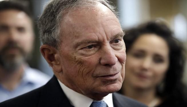 Bloomberg: Says His News Reporters Need To Accept Restrictions