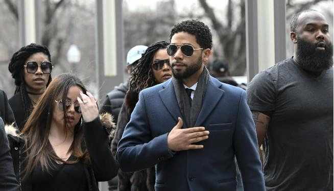 Jussie Smollett: Chicago Prosecution Was Malicious