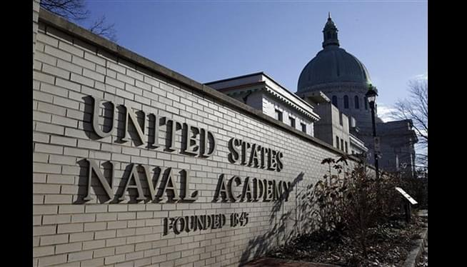 Midshipman found dead Thursday