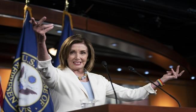 """Pelosi Says Agreement On Revamped NAFTA """"Imminent"""""""