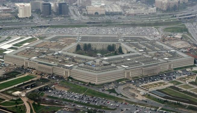 Arkansas Man Arrested For Attempting To Blow Up A Vehicle Outside Pentagon