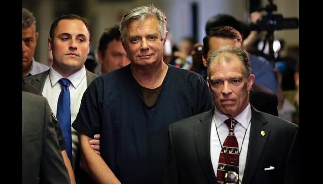 Ex-Trump aide Paul Manafort hospitalized