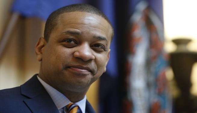 Democrat Fairfax Announces Bid For Virginia Governor