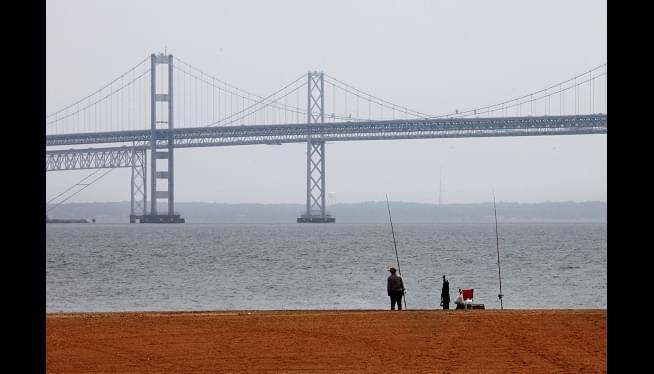 Maryland Warns Of Holiday Traffic Delays From Bay Bridge Work