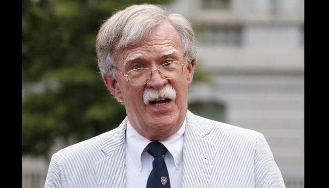 Democrats Demand Bolton Testify At Trump's Impeachment Trial