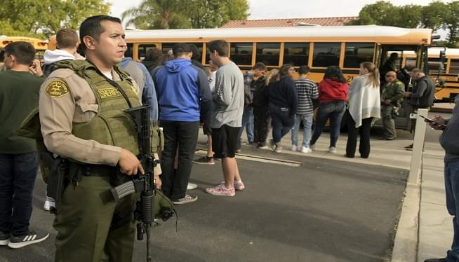 2 Dead In California School Attack; Gunman Shoots Self