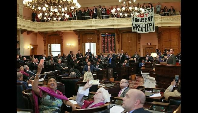Measure Introduced In Ohio Would Ban Abortion Outright