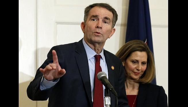 Northam: Strong Economy Means More Money For State Budget