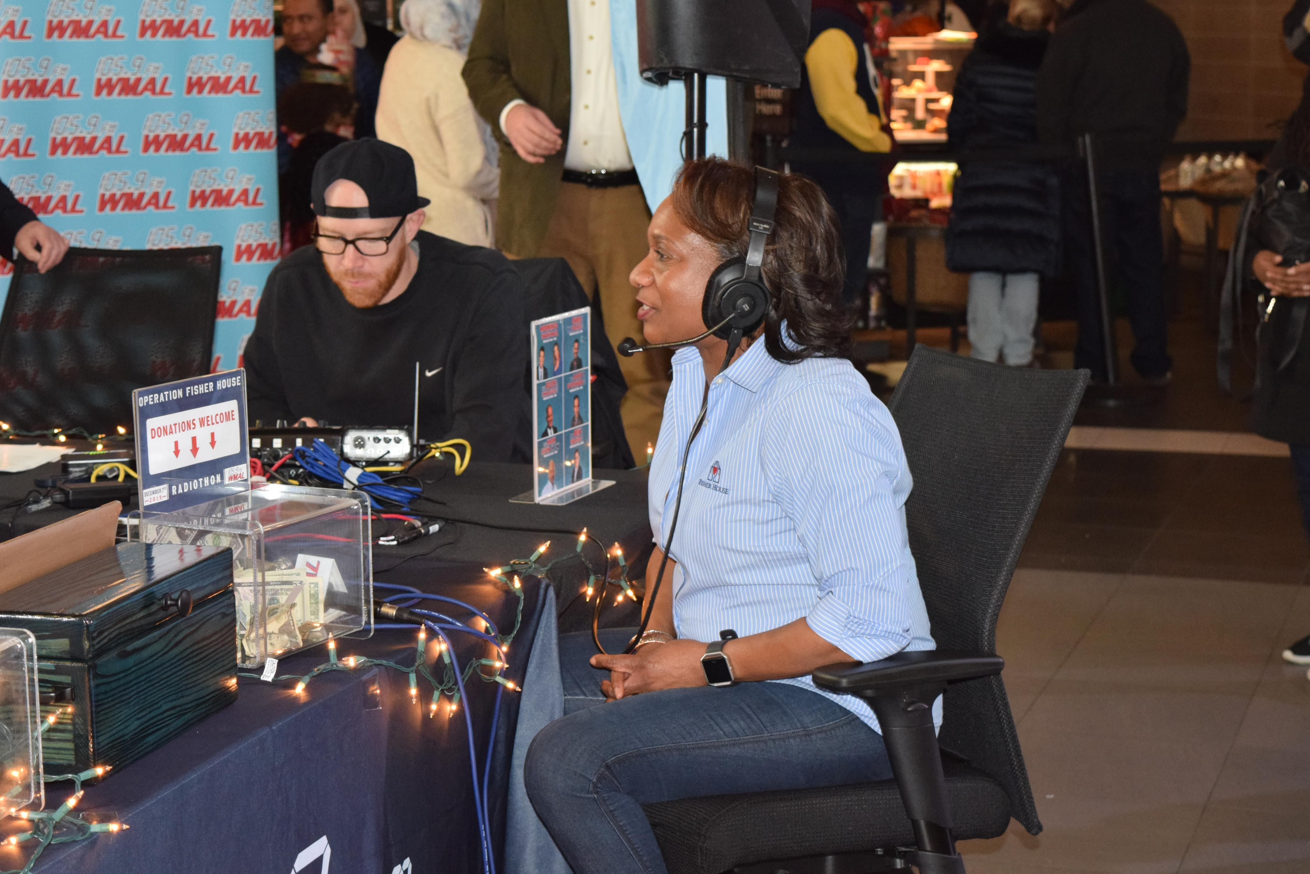 Fisher House Radiothon 2019-25
