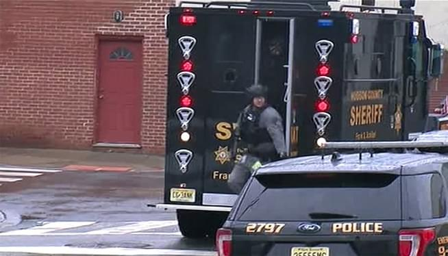 New Jersey Governor: Officers Shot In Jersey City Standoff