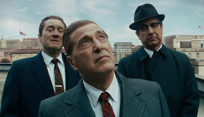 Netflix Says More Than 26M Watched 'The Irishman' In 7 Days