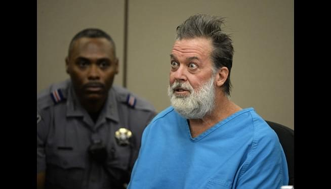 Planned Parenthood Shooting Suspect Insists He's Competent