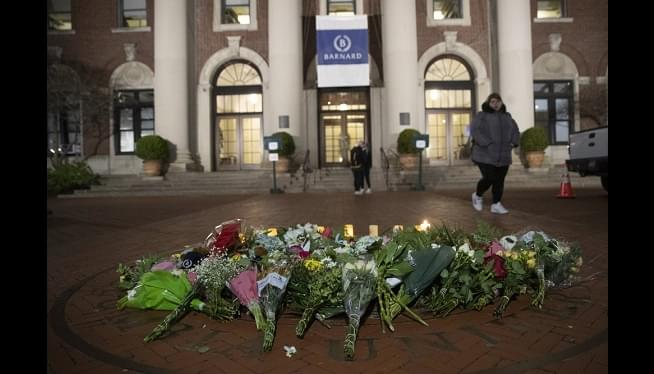 Boy, 13, Arrested In Killing Of Barnard College Freshman