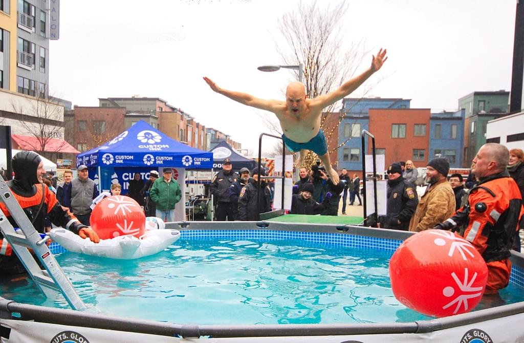 Join WMAL at the 2nd Annual Mosaic Polar Plunge – 1/25/20