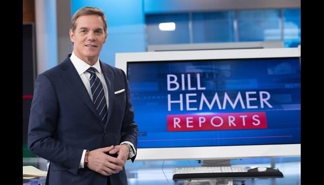 Bill Hemmer Replaces Shepard Smith As Fox News' 3 P.M. Host