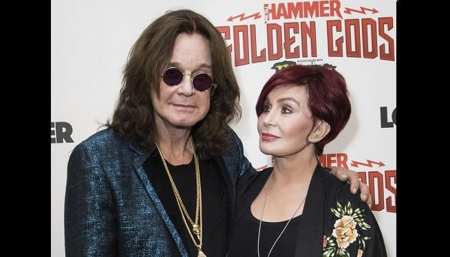 Rocker Ozzy Osbourne Announces Parkinson's Diagnosis