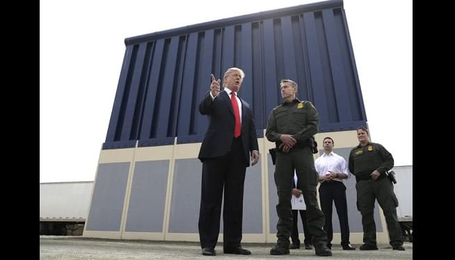 Trump Administration Picks A New Leader For US Border Patrol