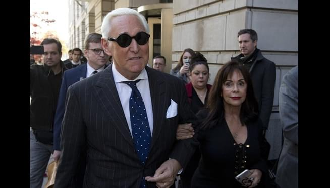 Trump Ally Roger Stone Says Jurors Biased; Wants New Trial