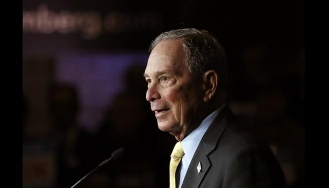 Bloomberg To Speak To Virginia Democrats In Richmond Saturday
