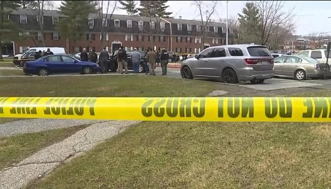 2 Officers Injured, Suspect Dead In Baltimore Shooting