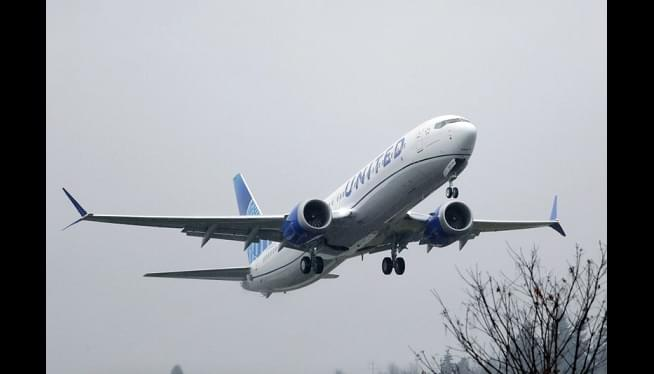 United Pushes Back Expected Return Of Grounded Boeing Planes