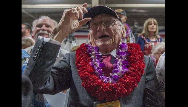 USS Arizona Crew Member, Pearl Harbor Survivor Dies Age 97