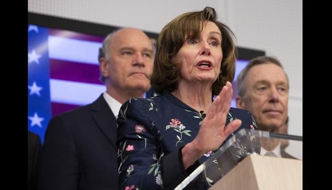 US House Speaker Pelosi Warns Allies Against Using Huawei
