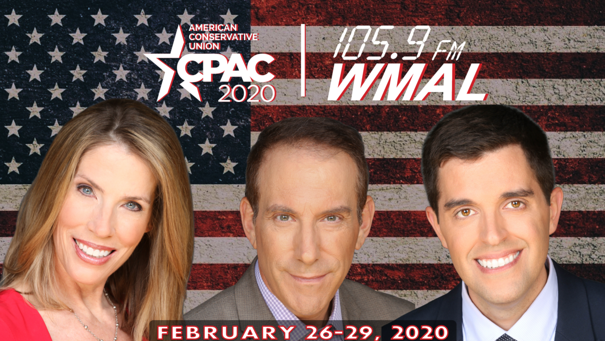 WMAL Live From CPAC 2020!