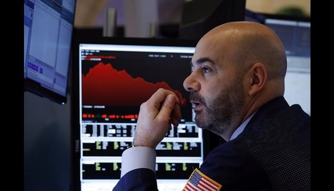 Another Slump Delivers Worst Week For Wall Street Since 2008